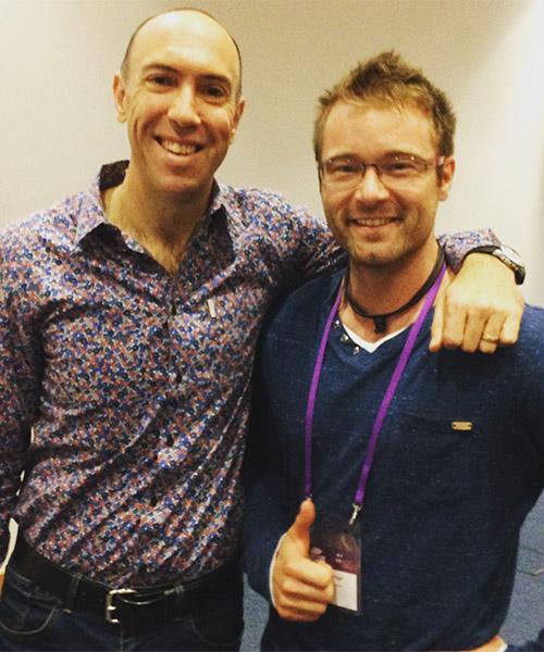Lorimer Moseley, Australien – Neurowissenschaftler und Spezialist für chronische Schmerzen