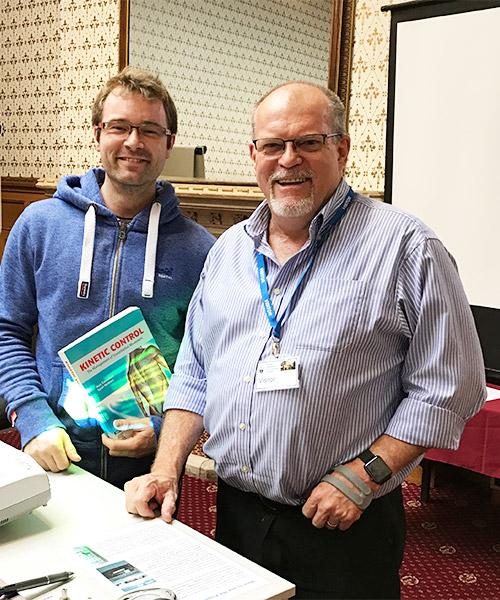 Mark Comerford, Australien – Spezialist für Bewegungskontrolle und Mentor von Thomas