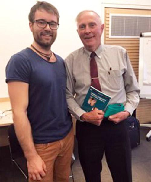Brian Mulligan, Neuseeland – Manualtherapeut und Entwickler der Mulligan Methode