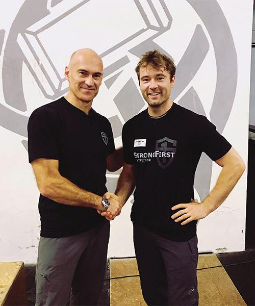 "Pavel Tsatsouline, USA/Russland – Moderner ""Vater"" des Kettlebelltrainings, Spezialist für Trainingsmethodik"
